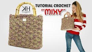 Tutorial Zaino Ad Uncinetto Nora Backpack Crochet Diy Bag Katy
