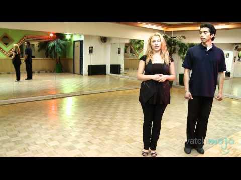 How to Latin Dance: Merengue - Basic Steps