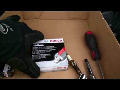 Super Easy To Replace Spark Plugs on Acura MDX Honda Pilot