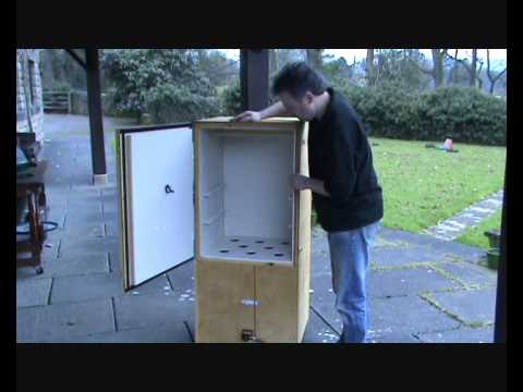 Meat Smoker Plans - Part 13 Of My Homemade Meat Smoker Plans