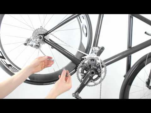 FLO Cycling - Cutting and Installing the Chain