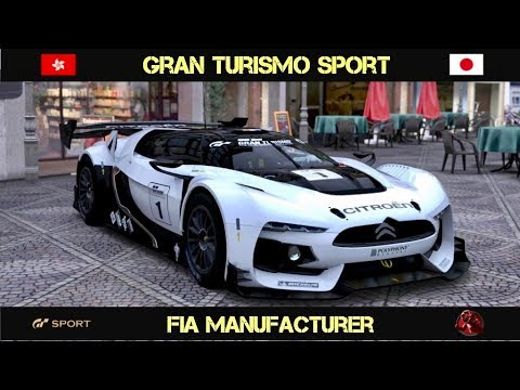 GT Sport - FIA Nations Bathurst against Japan (Hong Kong Account)