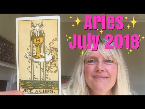 Aries ~ Someone's Coming Back!  July 2018