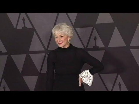 Helen Mirren Gets Real About Beauty