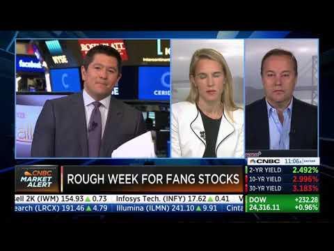 Jason Calacanis CNBC SquawkAlley 4/26/18: Facebook dodges bullet; FAANG moats strenghtening