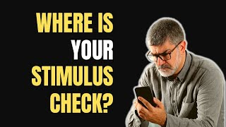 Find Your Stimulus Check (and get it faster!)