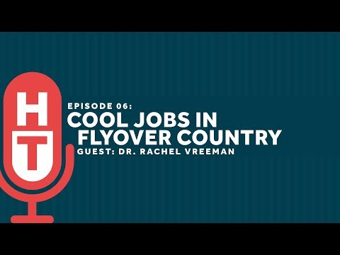 AIDS Research and Cool Jobs in the Midwest/East Africa, featuring Dr. Rachel Vreeman