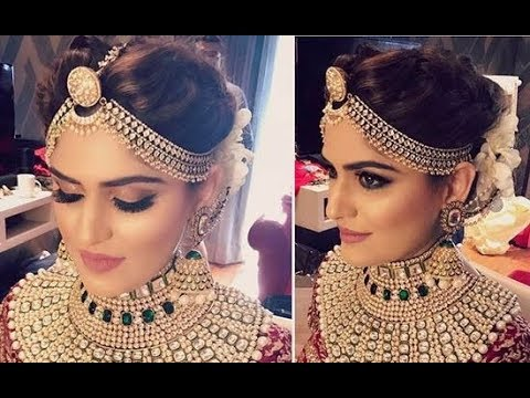 Indian/Bollywood Bridal Makeup Tutorials | Best Beauty Compilations