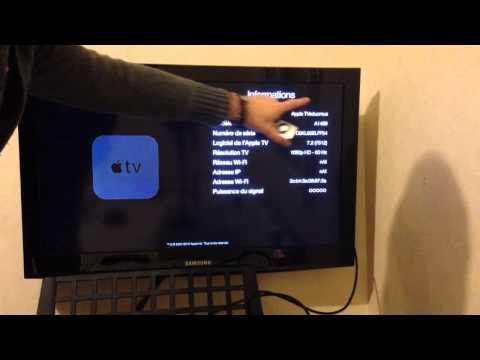 Diffuser iOS OSX via Apple TV sans réseau Wifi