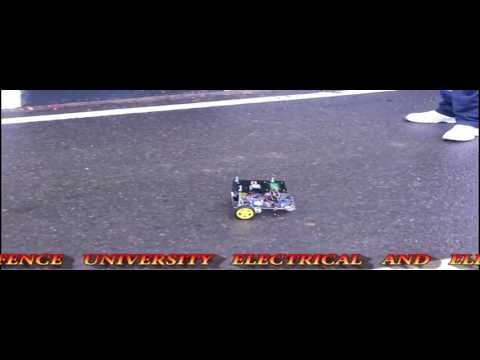 GPS guided autonomous robot