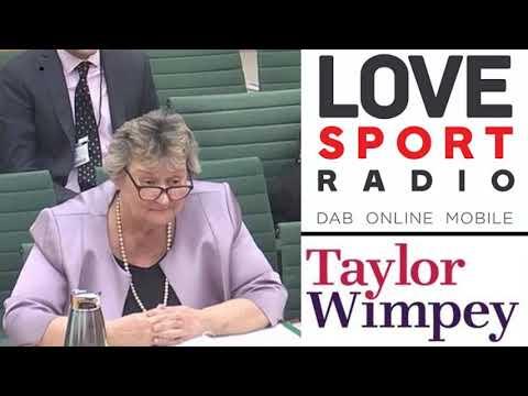 #LeaseholdScandal - Heather Wheeler MP - Love Sport Radio - 6/2/2019