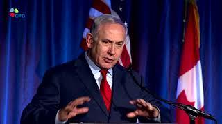 PM Netanyahu Attends Jewish Agency Event Honoring Natan Sharansky
