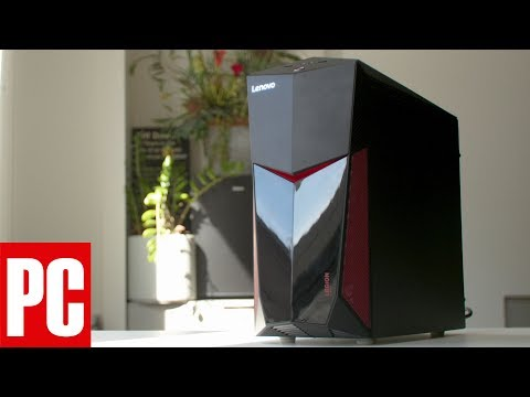 Lenovo Legion Y520 Tower Review