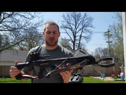 Crossbow Fishing Setup