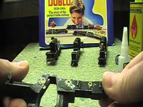 Hornby Dublo service-wheels.MOD