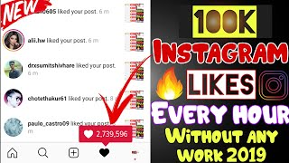 Free Instagram auto likes without any work 2019 | get