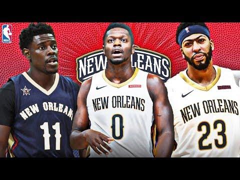 Demarcus Cousins Gone! Julius Randle New Orleans Pelicans Rebuild