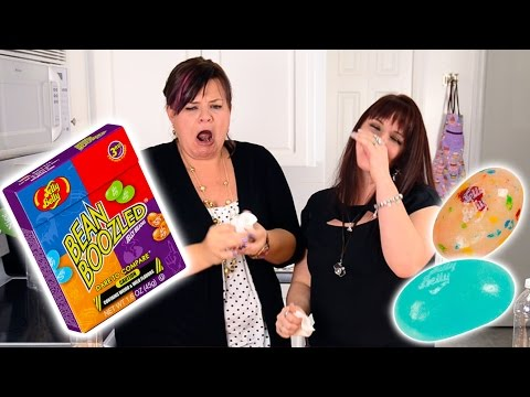 Bean Boozled Challenge (Jelly Belly Jelly Beans) from Cookies Cupcakes and Cardio