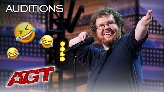 Download Laugh Out Loud With Your New Favorite Comedian Ryan Niemiller - America's Got Talent 2019 Video