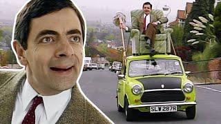 ARMCHAIR Bean   Funny Clips   Mr Bean Official