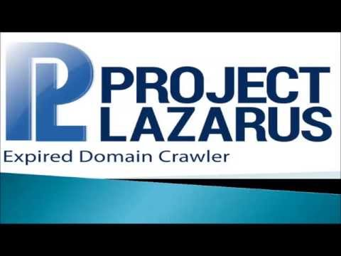 Project Lazarus: Expired Domain Crawler