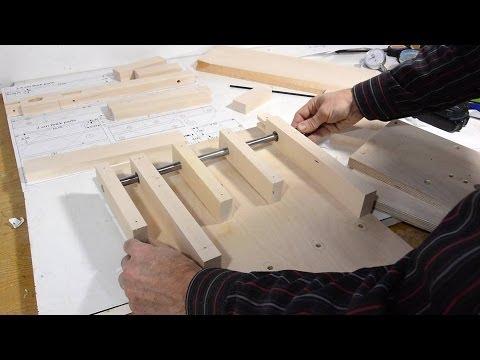 Tenon jig build, part 1