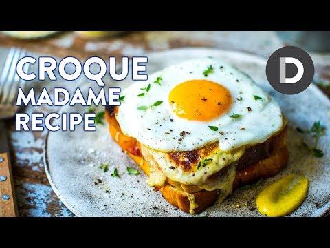 How to make.... Croque Madame!