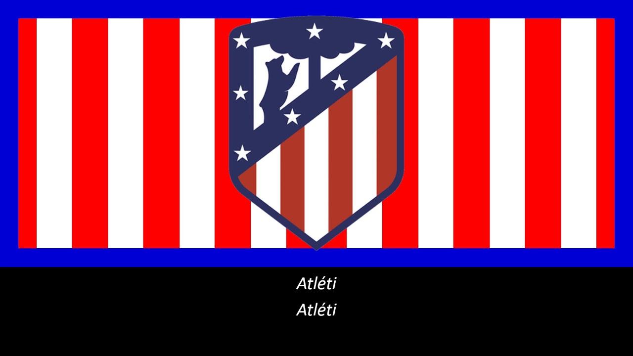 Hino do Atlético de Madrid (Legendado)