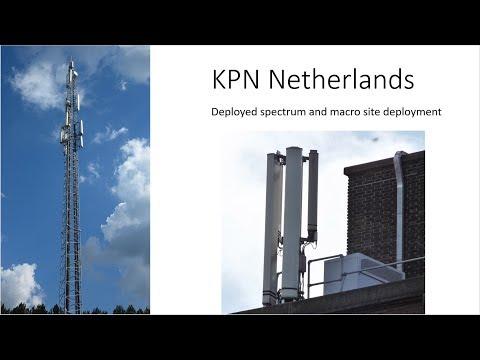 KPN Netherlands Cellular Network Infrastructure: Spectrum, Vendor RAN, Mast Sites