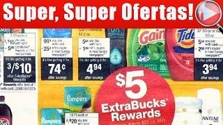 Super, Super Ofertas en CVS - Con Cupones de Descuento   04/30 - 05/06