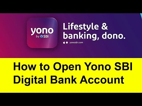How to Open Yono SBI  Digital Bank Account | Tamil Banking