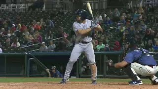 Birk smacks fifth hit for Corpus Christi