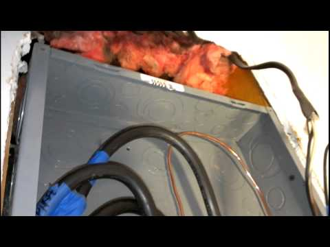 Replacing A 200 amp breaker box