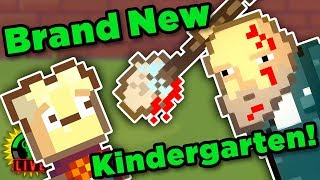 The Kindergarten 2 Demo World Premiere! | Game Theory Charity Livestream