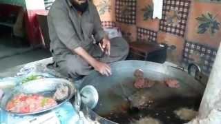 Chapli Kabab in Naran weather!