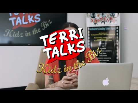 Terri Talks Kidz in the BIZ