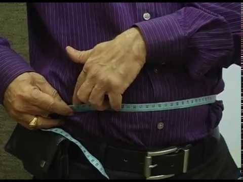 How to measure waist and hip accurately