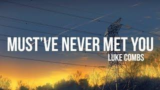 Luke Combs - Must