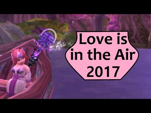 Love is in the Air in Legion (Valid in 2018)