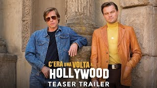 Download C'era una volta...a Hollywood - Teaser trailer italiano | Da settembre al cinema Video