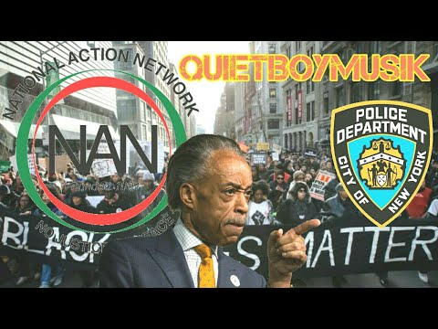 QuietBoyMusik Pays A Visit To Al Sharpton and the National Action Network (NAN) in Harlem NYC pt. 1