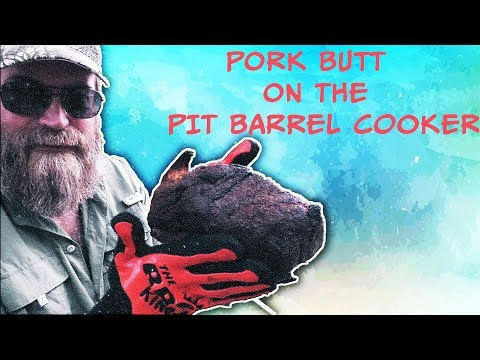 Pork Butt on the Pit Barrel Cooker | How-To Video
