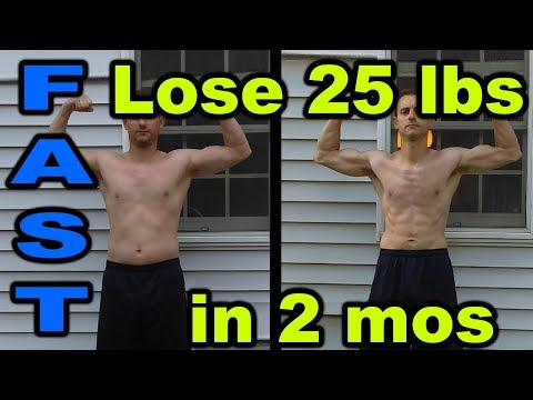 Lose 25 lbs. in 2 Months (Fast & Easy) - Intro to THE DAN DIET