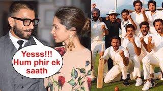 CONFIRMED | Deepika Padukone Ranveer Singh FIRST MOVIE After Marriage | 83' | Kapil Dev Biopic