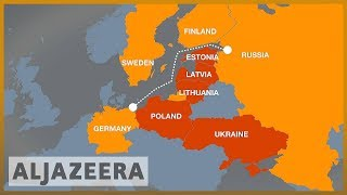 🇷🇺🌍Russsian pipeline in Europe faces final hurdle   Al Jazeera English