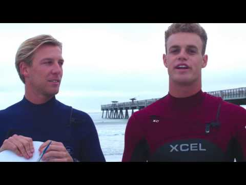 Corey Howell and Cody Thompson -  Quick Pre Surf Warm Up