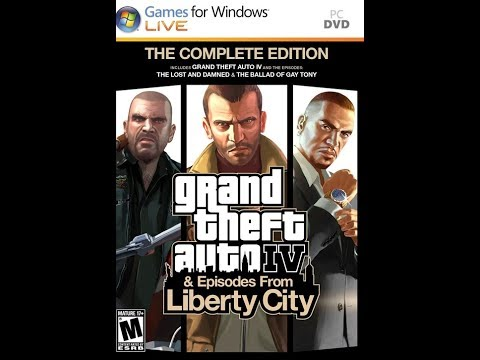 How To Download Grand Theft Auto IV Complete Edition 2008 Video 720p 2017