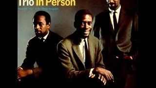 Bobby Timmons Trio - I Didn't Know What Time It Was