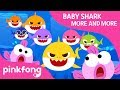 Baby Shark More And More Baby Shark Shark Family Pinkfong Songs For Children mp3