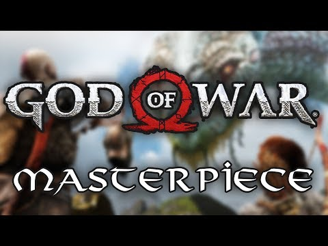 Why God of War is A Masterpiece!!